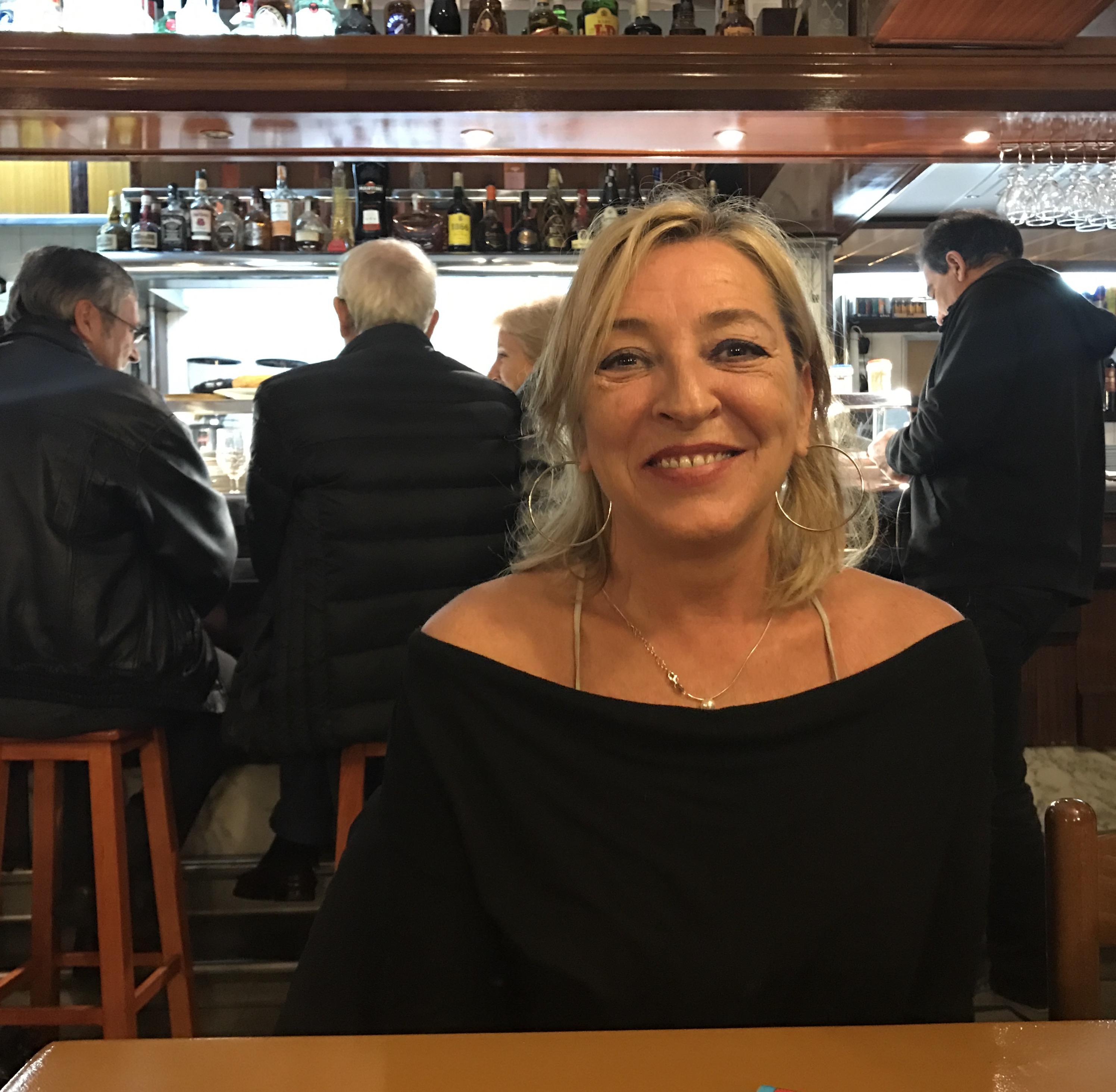 """Anna Azcona: """"Una estrena no es pot brindar amb un poleo menta!"""""""