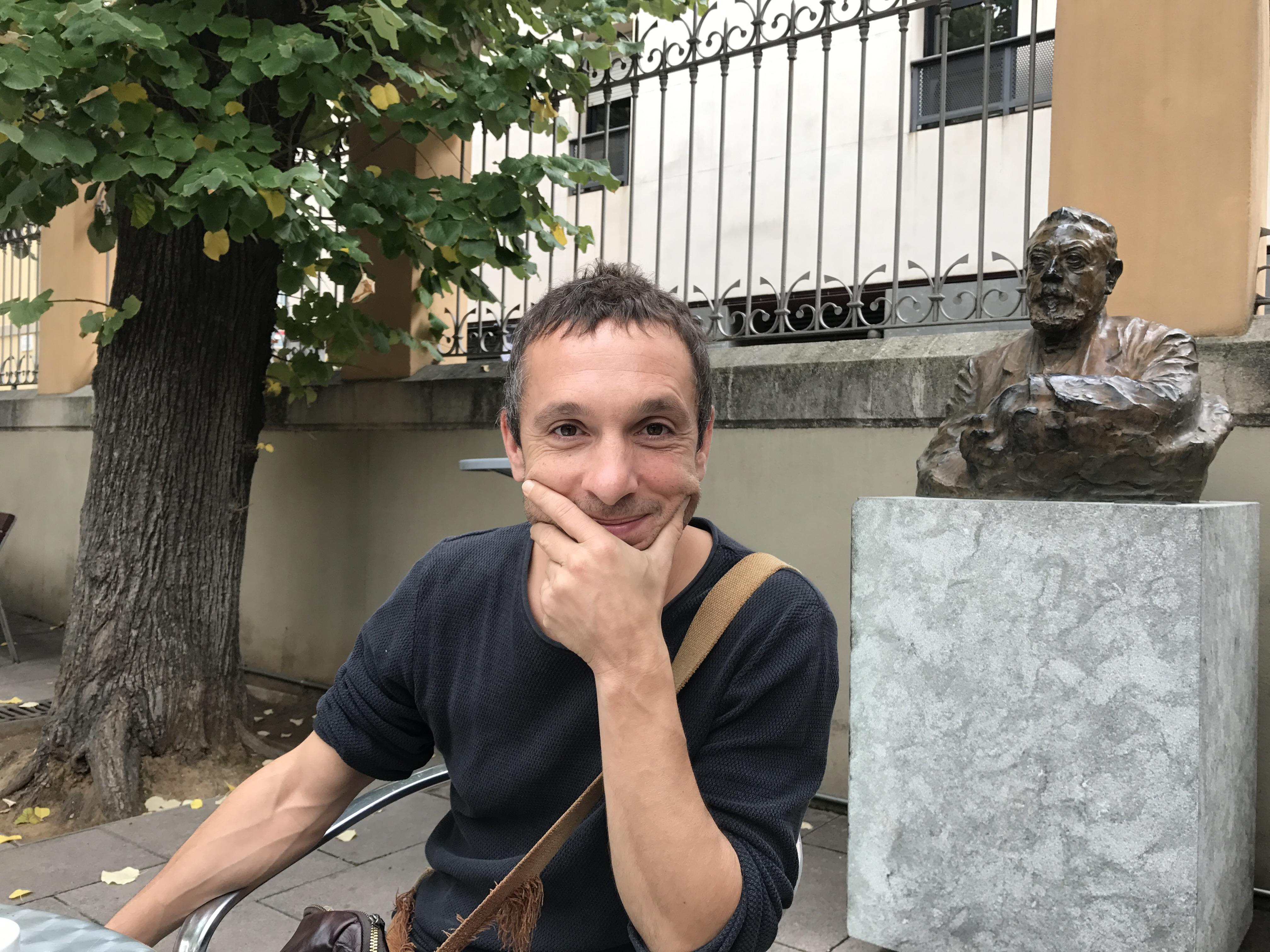"""Pablo Derqui: """"Calígula és el paper que més m'ha costat interpretar"""""""