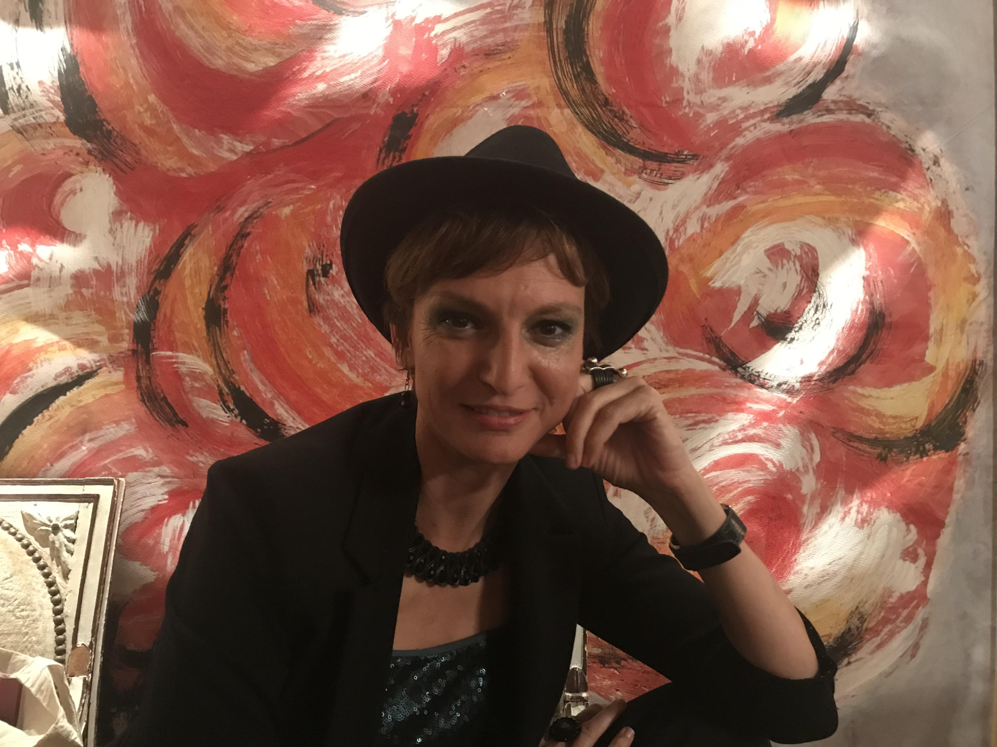 """Anna Casas: """"La llibertat te l'has de prendre, no hi ha ningú que te la doni"""""""