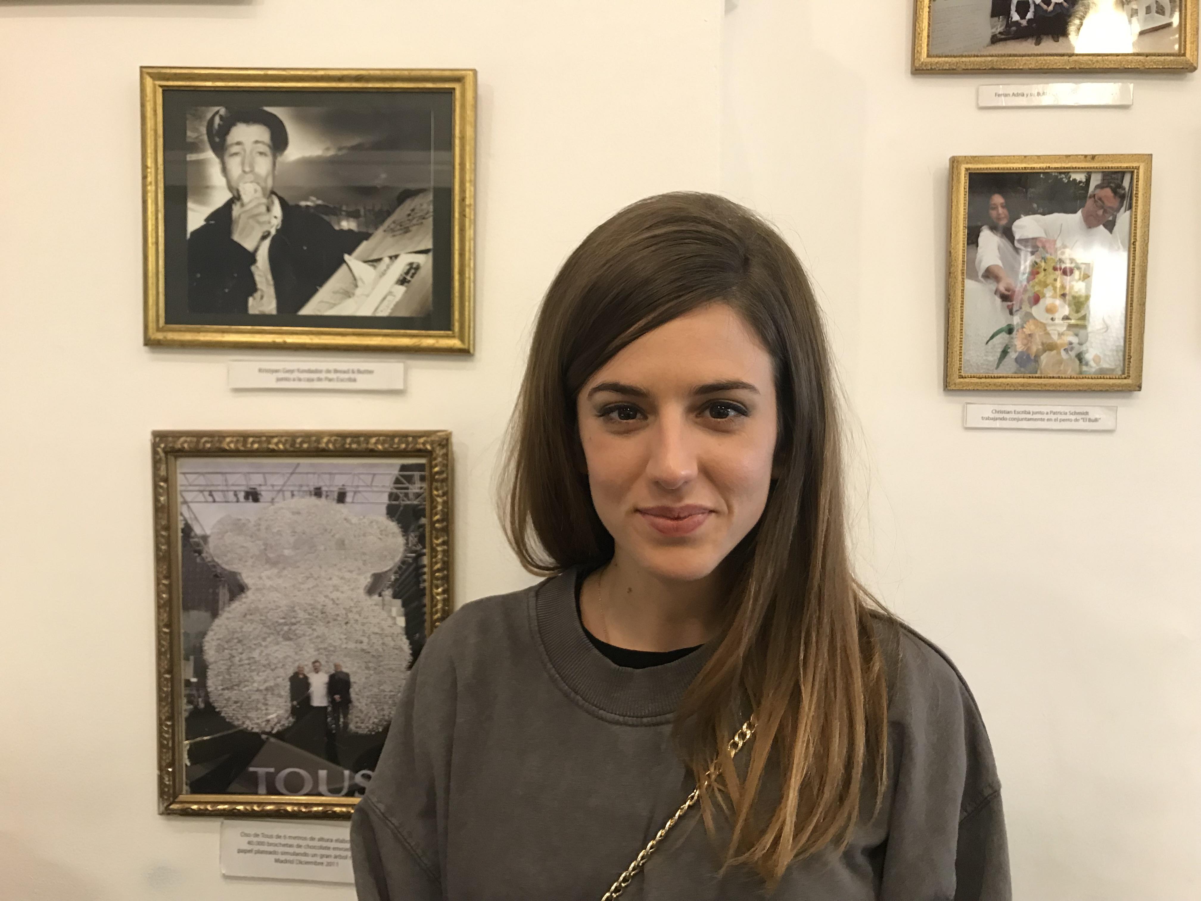 """Marina Salas: """"En vez de envidiar y querer lo que tiene el otro, lo que hay que hacer es aprender a admirarlo"""""""